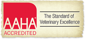 AAHA Accredited. The Standard of Veterinary Excellence